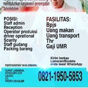 Info Lowkerja Gudang Brang (28627583) di Kota Jakarta Pusat