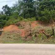 Kavling Tanah Jl Raya Cileles Rangkas Bitung Pinggir Jalan (28633635) di Kab. Lebak