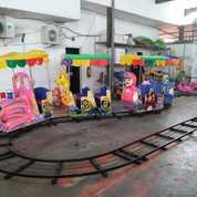 Paket Usaha Baru Odong Kereta Rel Lantai (28640635) di Kab. Polewali Mandar