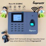 Mesin Absensi Fingerspot Revo W-202BNC Salatiga Magelang Solo (28642763) di Kota Yogyakarta
