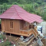 Rumah Kayu Bongkar Pasang 1 (28643567) di Kab. Lahat