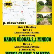 Tanah Strategis Karya Baru 5, Pontianak, Kalimantan Barat (28649015) di Kota Pontianak