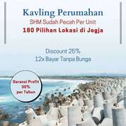 Kavling Tanah Dekat Kampus UAD 3 Jogja, Bayar 12X Tanpa Bunga (28651171) di Kota Yogyakarta
