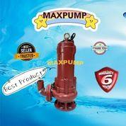 MAXPUMP Pompa Celup Air Kotor Pipa Outlet 4Inch 3Phase Submersible Sewage Pump (28654531) di Kota Jakarta Utara