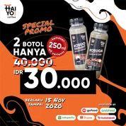 HAIYO Coffee Dapetin 2 Botol HAIYO Coffee kemasan 250 ml cuma Rp 30.000 aja! (28660923) di Kota Jakarta Selatan