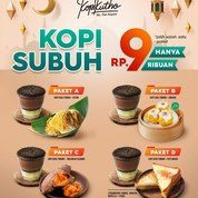 Kopi Kutho Kopi Tubruk dan Ketan Bubuk Special Hanya 9rb saja! (28660943) di Kota Jakarta Pusat