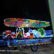 Kereta Rel Panggung Robocar Tayo Media Usaha Bidang Odong (28661907) di Kota Depok