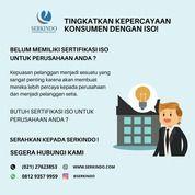 Sertifikasi Iso Murah Sejakarta (28666867) di Kota Tangerang Selatan