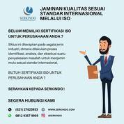 Sertifikasi Iso Sekolah Termurah Sejakarta (28666955) di Kota Tangerang Selatan
