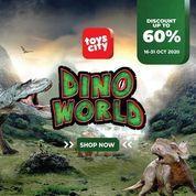 Toys City Discount Up To 60% (28673815) di Kota Jakarta Selatan