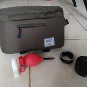 Lensa Fix Yongnou 50mm For Canon+Adapter Lens Canon To Sony+Tas Kamera KEE (28675195) di Kota Jakarta Selatan