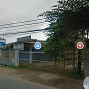Kavling Pinggir Jalan Raya Pamulang (Ex Toko Matrial) 9,5jt/M2 (28678483) di Kota Tangerang Selatan