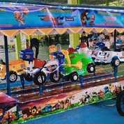 Odong Odong Goyang Wahana Mainan Pasar Malam Ilham (28679115) di Kab. Kep. Seribu