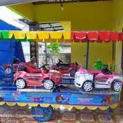Odong Odong Wahana Kereta Panggung Mobil Rmeot Aki Pasar Malam (28679147) di Kab. Kapuas Hulu