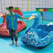 Odong Odong Handboat Air Wahana Perahu Kayuh Bebek Fiber (28679163) di Kab. Hulu Sungai Tengah