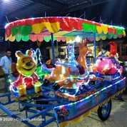 Wahana Odong Odong Kereta Panggung Animal Fiber (28679175) di Kab. Mesuji