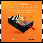 Sephora Halloween Treats Worth Up To IDR 750,000 (28679495) di Kota Jakarta Selatan