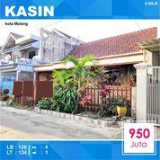 Rumah Murah Luas 134 Di Sawahan Kasin Kota Malang _ 507.20 (28696675) di Kota Malang