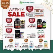 Natural Farm Weekly Sale Buy 1 Get 1 Free (28697239) di Kota Jakarta Selatan