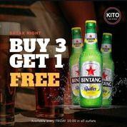 Kito Cafe & Resto PROMO BINTANG RADLER khusus buat kamu! (28699679) di Kota Medan