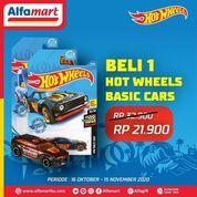 Alfamart 1 Hot Wheels Basic Cars Only Rp 21.900 (28699771) di Kota Jakarta Selatan