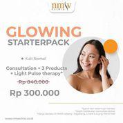 NMW Skincare Glowing Starterpack Rp. 300.000 (28699791) di Kota Jakarta Selatan