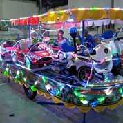 Odong Rel Panggung Mobil Motor Sporttt L05 (28701303) di Kota Tanjung Balai