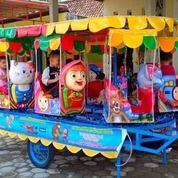 Odong Kereta Rel Panggung Kartun Dobel Atap (28702207) di Kota Depok