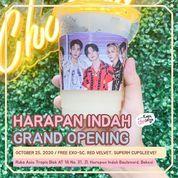 Kopi Chuseyo [GRAND OPENING] HARAPAN INDAH, BEKASI! FREE EXO SC, RED VELVET dan SUPERM Cupsleeve (28704051) di Kota Jakarta Timur