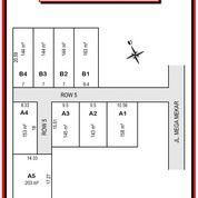 Kapling Premium Area Tol Pasteur : Miliki 2 Unit, Bayar 60% (28705155) di Kota Bandung