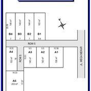 Tanah Kapling Area Tol Pasteur : Cicilan 12 X Tanpa Bunga (28705159) di Kota Bandung