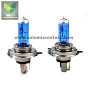 HLXG Lampu Mobil Headlight Halogen Xenon H4 4000K 100/90W 1 PCS (28706903) di Kota Surakarta