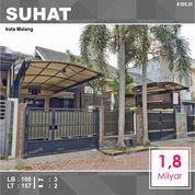 Rumah 2 Lantai Luas 64 Di Binus Araya Kota Malang _ 337.20 (28708927) di Kota Malang