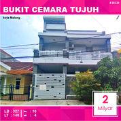 Rumah Kost 10 Kamar Di Bukit Cemara Tujuh Landungsari Kota Malang _ 202.20 (28709299) di Kota Malang