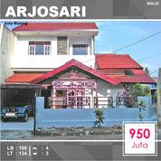 Rumah Hook 2 Lantai Luas 134 Di Raden Intan Arjosari Kota Malang _ 054.20 (28709483) di Kota Malang