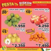 Giant Promo untuk yang ada di Kalimantan aneka produk segar berkualitas Bisa hemat hingga 40% (28711055) di Kota Samarinda