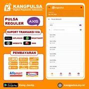 Isi Pulsa Kuota Axis Bisa Sendiri Jadi Agen Pulsa Kuota Dan Produk Digital Lainnya Di Kangpulsa (28712687) di Kota Bandung