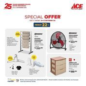 ACE Hardware Special Offer Oktober (28717095) di Kota Jakarta Selatan