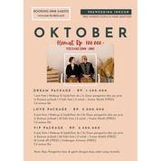 AM Bridal Oktober Promo Package (28719079) di Kota Jakarta Selatan