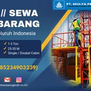 SEWA PASSENGER HOIST LIFT YOGYAKARTA (28720459) di Kota Yogyakarta