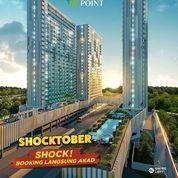 Cisauk Point PROMO SHOCKTOBER Bunga KPA 3,99% Down Payment 0,5% Dan Lainnya* S & K berlaku. (28729439) di Kota Jakarta Selatan