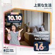 The MAJ Residences Bekasi Promo 10.10 Selama pembelian bulan Oktober (28729519) di Kota Jakarta Selatan