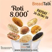 BreadTalk PAYDAY! Roti 8.000* (28729543) di Kota Jakarta Selatan