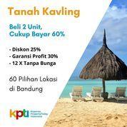 Tanah Kapling Pingir Jalan Area Cimahi : Beli 2, Bayar 60% (28729939) di Kota Bandung