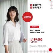 Uniqlo Special Offer for your favourite item! (28730179) di Kota Jakarta Selatan