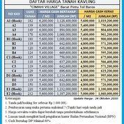 Kaplingan Pinggir Jl. Leuwigajah Cimahi : Beli 2, Bayar 60% (28730479) di Kota Bandung