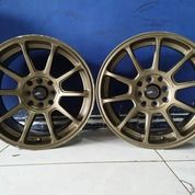 Velg HSR Zico Bronze Ring 16 (28730799) di Kota Tangerang Selatan