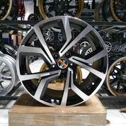 Velg Hsr Wender Ring 18 Pcd 5x114,3 Warna Black Polish (28731803) di Kota Jakarta Barat