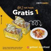 ROTI KANE Bandung Beli 2 Roti Hook Gratis 1 (28737611) di Kota Bandung