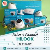 Hilook CCTV 4Chanel 2MP Bergaransi (28740355) di Kota Medan